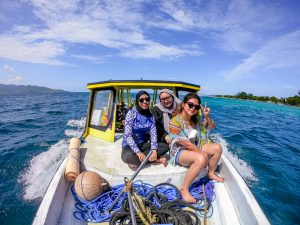 Island Hoping Tour Gili Trawangan