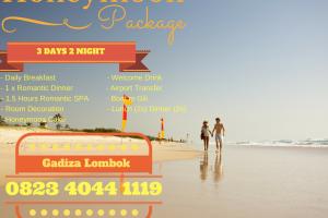 Honey Moon Package Lombok