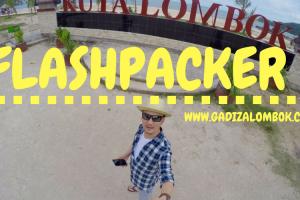 Apa Itu Wisatawan Flashpacker?