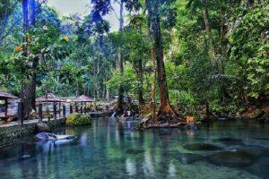 3 Kolam Pemandian yang Alami di Lombok, Konon Bisa Bikin Awet Muda