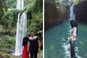 Lokasi Air Terjun di Lombok  yang Cocok Membawa Anak-anak dan Keluarga