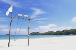 Sisi Unik Pantai Tanjung Ann, dari Pasir Merica Hingga Bukit Kura-kura