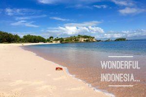 Asal Usul Pantai Pink Lombok yang Jarang di Ketahui