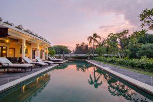 Villa Yamari, Villa Keluarga 6-8 orang dengan View Laut dan Private Pool di Lombok