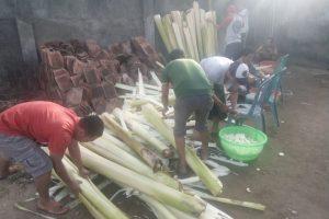 Ares, Kuliner Unik Khas Lombok dari Batang Pohon Pisang Muda