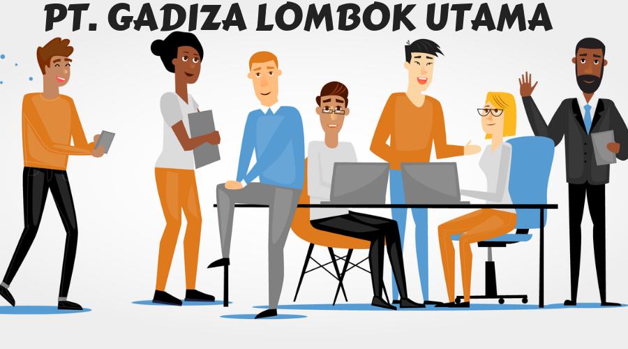 PT. GADIZA LOMBOK UTAMA (Travel Resmi dan Terpercaya di Lombok)