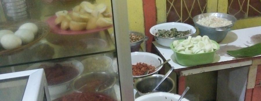 Nasi Olah Ampenan, Sarapan Segar Khas Lombok di Sekitar Mataram