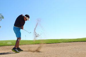 Kosaido, Salah Satu Lokasi Bermain Golf Terbaik di Lombok