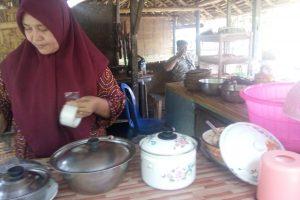 Nasi Inaq Yek, Solusi Sarapan dan Makan Siang Murah di Senggigi