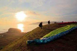 Lokasi Paragliding Dengan Pemandangan Emejing dan Terbaik di Lombok