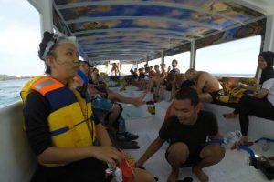 Tips Snorkeling Murah  di Gili Trawangan, Air dan Meno (Public Snorkeling)