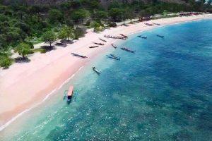 5+ Hal yang Perlu Diketahui Tentang Pantai Pink Lombok