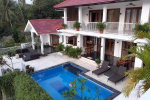 Aurelia 1,Villa dengan Lokasi Rahasia di Perbukitan Lombok Barat