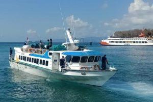 Jadwal dan Harga Fast Boat Ostina , Bangsal – Gili Trawangan – Bali