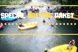 Rafting Paket  (Mengarungi Kesegaran Sungai Karang Bayan – Lombok)