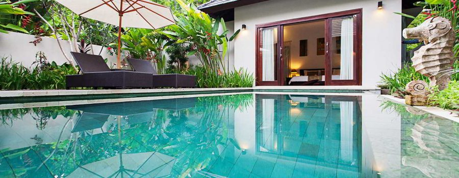 Sensasi Kegairahan Honeymoon Dengan Private Pool Kebun Villa Lombok
