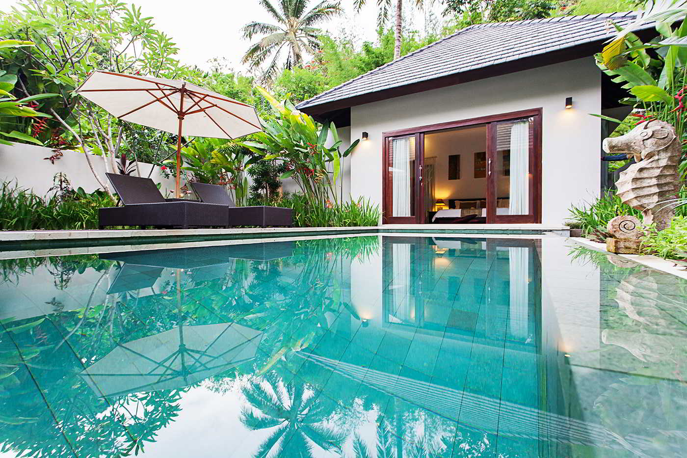 Private Pool Kebun Villa Lombok