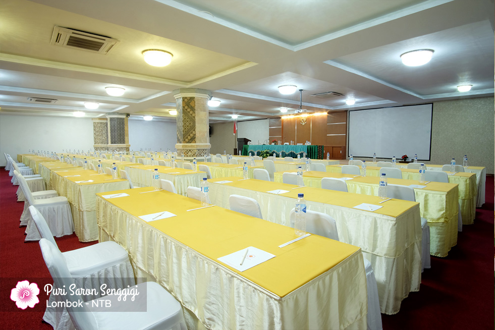 Puri Saron Meeting Room Paket