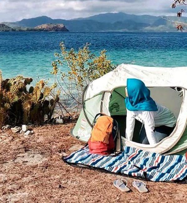 camping gili layar