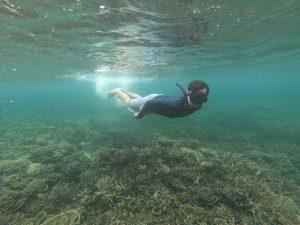 Gili Bidara Snorkeling Point