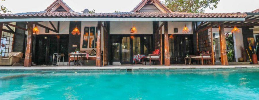 5 hotel budget Backpacker RASA bintang 4 di Kota Mataram – Lombok