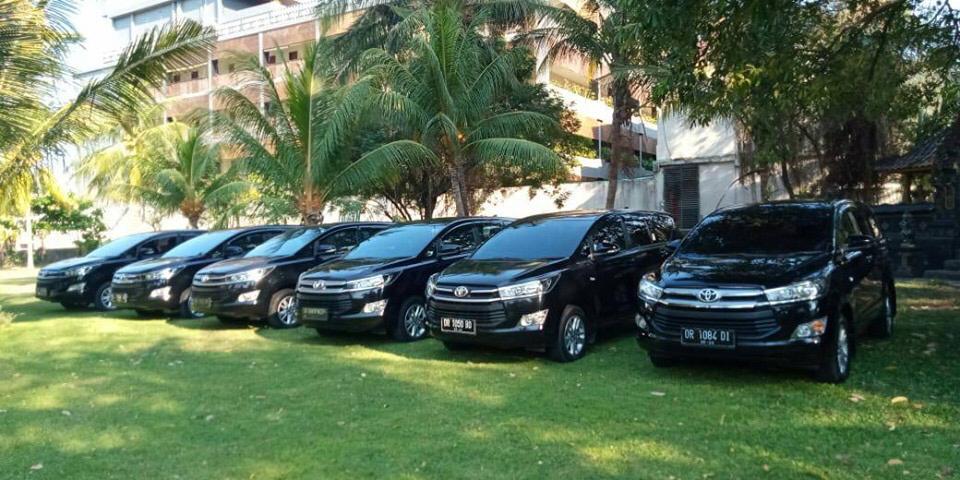 sewa mobil lepas kunci di Lombok